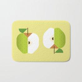 Fruit: Apple Golden Delicious Bath Mat