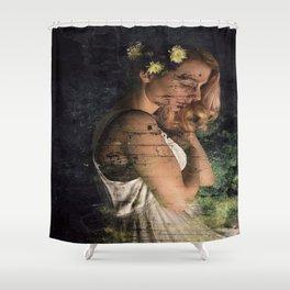 Flower Princess II Shower Curtain