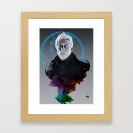 The Lost Doctor Framed Art Print