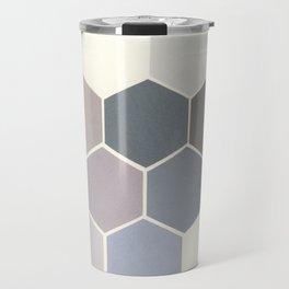 Shades of Grey Travel Mug
