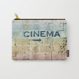 Matera (Take me back in time) Carry-All Pouch
