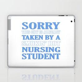 Taken By Nursing Student Laptop & iPad Skin