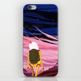 COSMONAUT cover  iPhone Skin