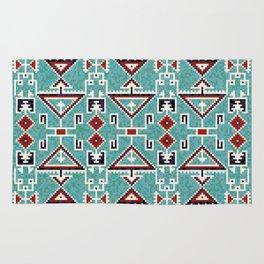 Native American Navajo pattern Rug