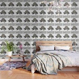 Linda Belcher's Little King Trash Mouth Raccoon Wallpaper