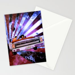Outatime Stationery Cards