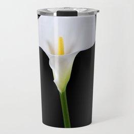 Calla Lily Travel Mug