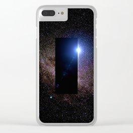 Q/26 Clear iPhone Case
