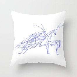 Otra cosa Throw Pillow