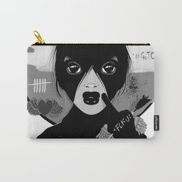LOVE. Etc. SERIAL LOVER Carry-All Pouch