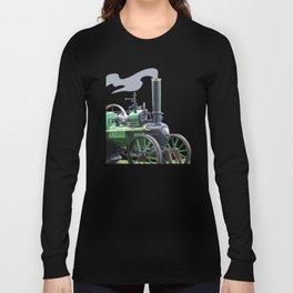 Steam Power 2 - Tractor Long Sleeve T-shirt