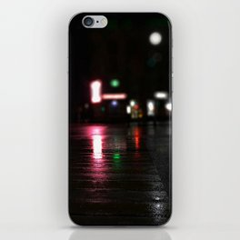The crosswalk iPhone Skin