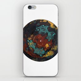 Two Lost Souls iPhone Skin