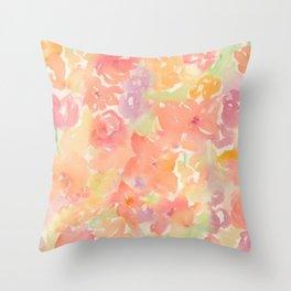 light paint modern home design Throw Pillow