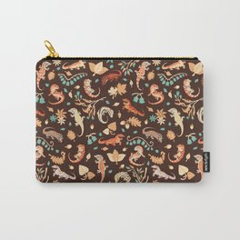 Autumn Geckos Carry-All Pouch