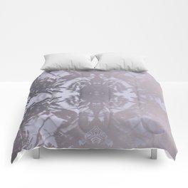 Mirror leaves Comforters