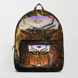 Steampunk Autobot Transform Backpack