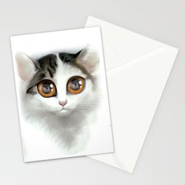 Kitten 1 Stationery Cards