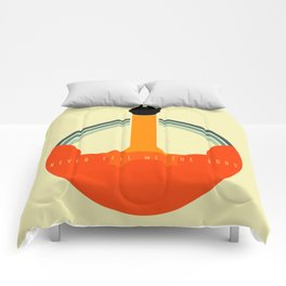 Never Tell Me The Odds Comforters
