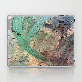 Sea Side Splatter Laptop & iPad Skin