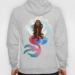 Mermaid in a Shell Hoody