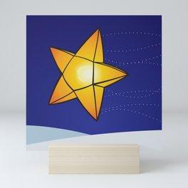 Star Shaped Lantern Mini Art Print