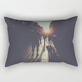 City light photography #city #photo Rectangular Pillow