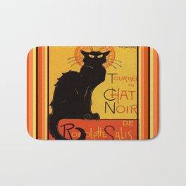 Tournee Du Chat Noir - After Steinlein Bath Mat