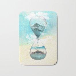 11th Hour Glass Bath Mat