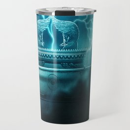 The Ark of the Covenant Travel Mug