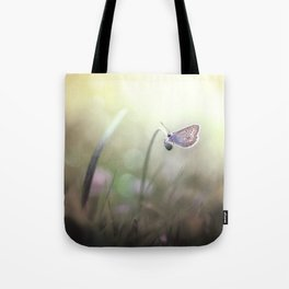 I can see you in my dreams... Tote Bag