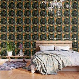 Cat Goddess Bast Wallpaper