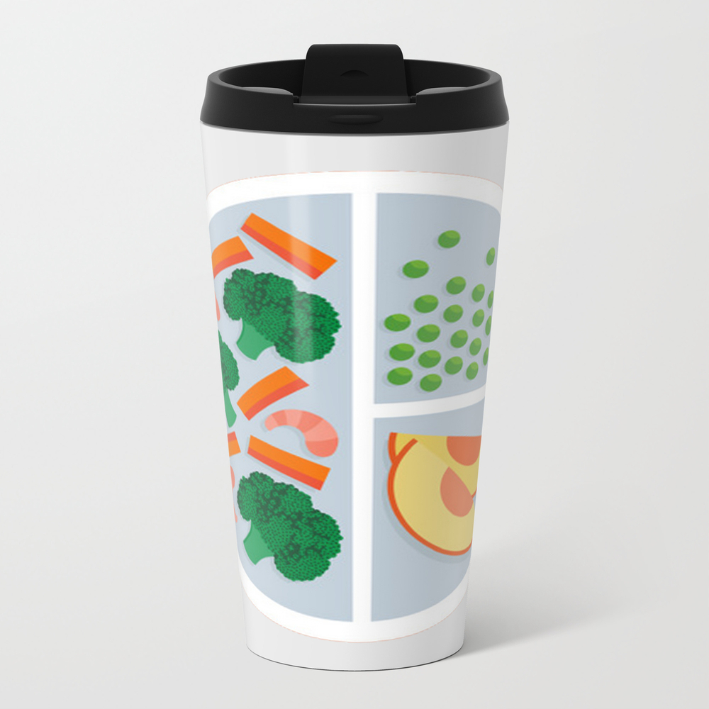 I'm A Cook Smarts Kid! Metal Travel Mug by Afordables MTM8995336