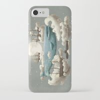 believe iPhone & iPod Cases featuring Ocean Meets Sky by Terry Fan