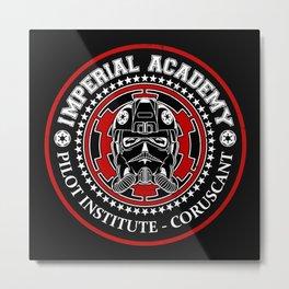 Imperial Academy Metal Print