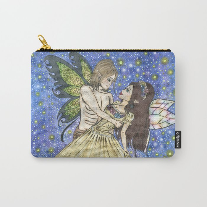 Forever yours. Carry-All Pouch