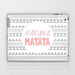 Hakuna Matata II Laptop & iPad Skin