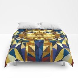 Golden Tutankhamun - Pharaoh's Mask Comforters