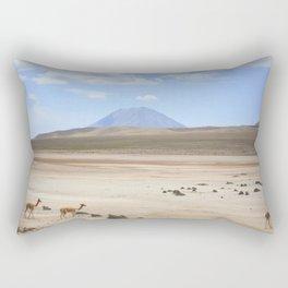 Colca, Arequipa Rectangular Pillow