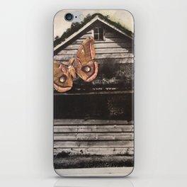 Norwegian Hut iPhone Skin