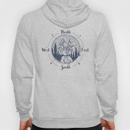 Compass Mountain Road Trip Hoody