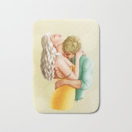 You Leave Me Breathless - Nikolina Bath Mat