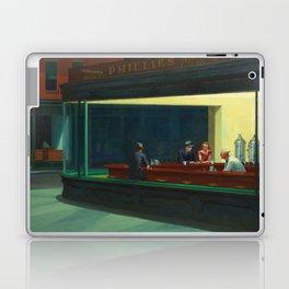 Nighthawks by Edward Hopper, 1942 Laptop & iPad Skin