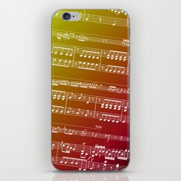 Concerto for Double Bass iPhone Skin