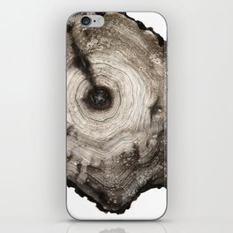 cross-section I iPhone Skin