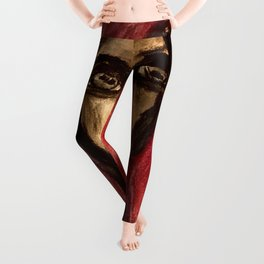 And the Memory was Marred. Leggings