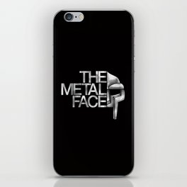 MF Doom - The Metal Face iPhone Skin
