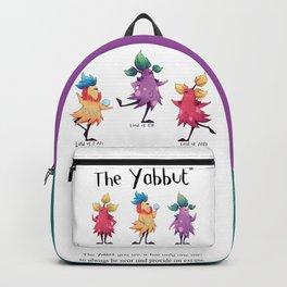 Dancing Yabbuts Backpack