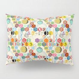 Math in color (little) Pillow Sham