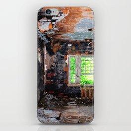 The Bones of Memory iPhone Skin